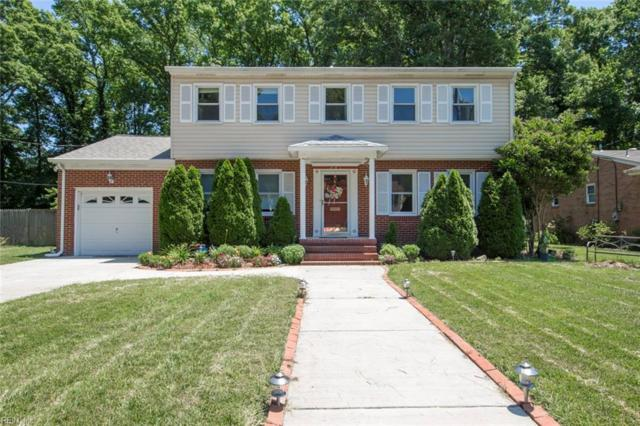 305 Ward Dr, Hampton, VA 23669 (MLS #10201820) :: Chantel Ray Real Estate