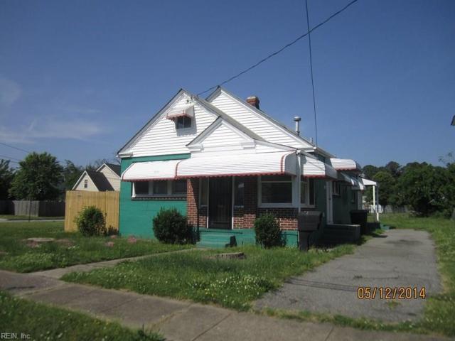 2124 Chestnut St, Portsmouth, VA 23704 (#10202125) :: Atkinson Realty