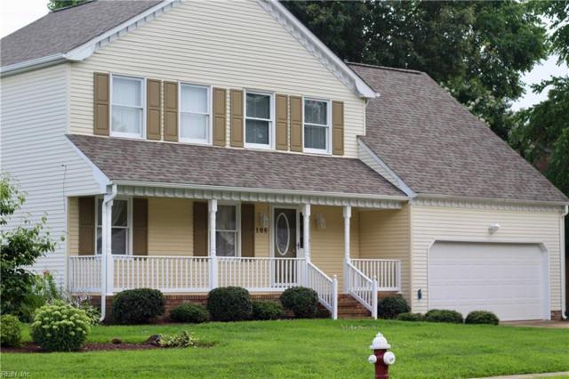 108 Woodburn Dr, Hampton, VA 23664 (#10202228) :: Atkinson Realty