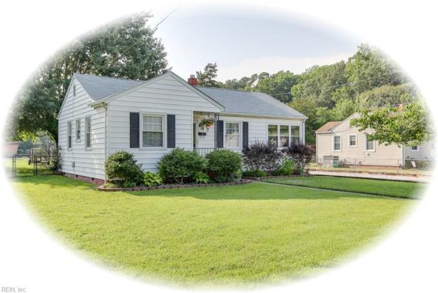7 Matthew Rd, Newport News, VA 23601 (#10202442) :: Abbitt Realty Co.