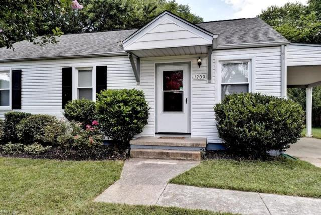 1200 Wilkins Dr, York County, VA 23185 (#10202552) :: RE/MAX Central Realty