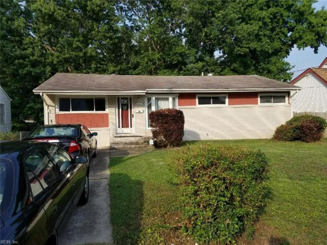 33 Pennwood Dr, Hampton, VA 23666 (#10202590) :: RE/MAX Central Realty