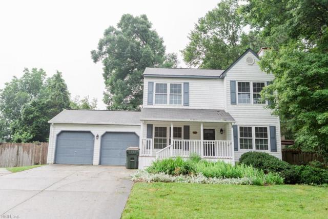 116 Hickory Hills Dr, York County, VA 23185 (#10202702) :: RE/MAX Central Realty