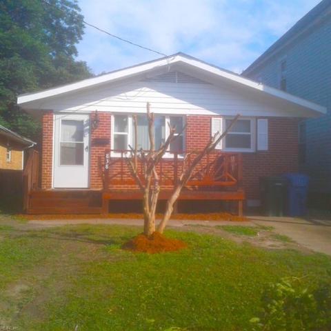 838 24th St, Newport News, VA 23607 (#10202745) :: RE/MAX Central Realty