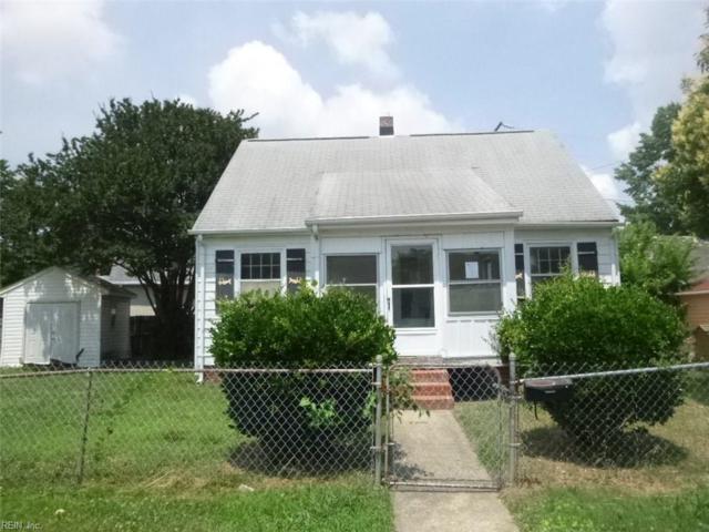 59 Henry St, Hampton, VA 23669 (#10203030) :: Atkinson Realty