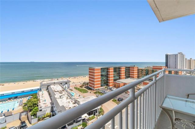 4004 Atlantic Ave #1001, Virginia Beach, VA 23451 (#10203089) :: Berkshire Hathaway HomeServices Towne Realty
