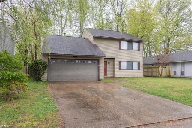 3 Overlook Ct, Hampton, VA 23669 (#10203155) :: Abbitt Realty Co.