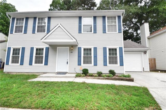 195 Olde Towne Rn, Newport News, VA 23608 (#10203518) :: Abbitt Realty Co.