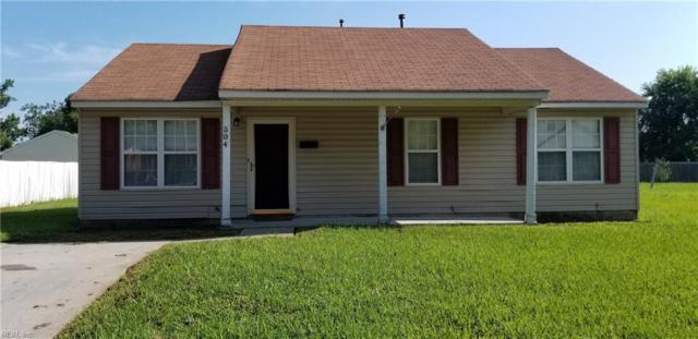 504 Osceola Ave, Suffolk, VA 23434 (#10203647) :: Abbitt Realty Co.