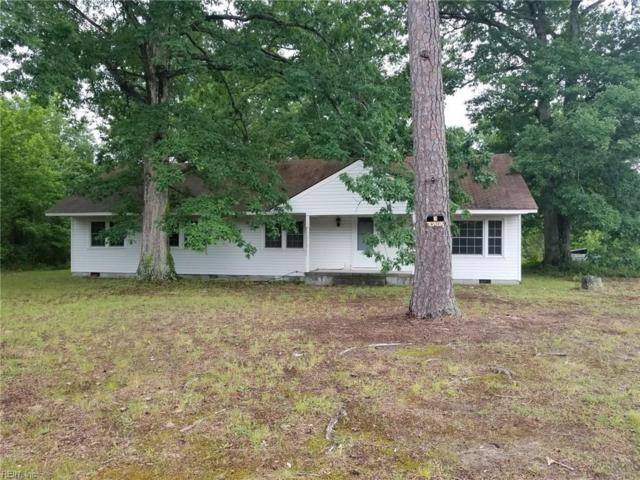 18450 Ivor Rd, Southampton County, VA 23837 (#10203688) :: The Kris Weaver Real Estate Team