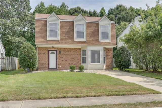 61 Kincaid Ln, Hampton, VA 23666 (MLS #10203791) :: AtCoastal Realty