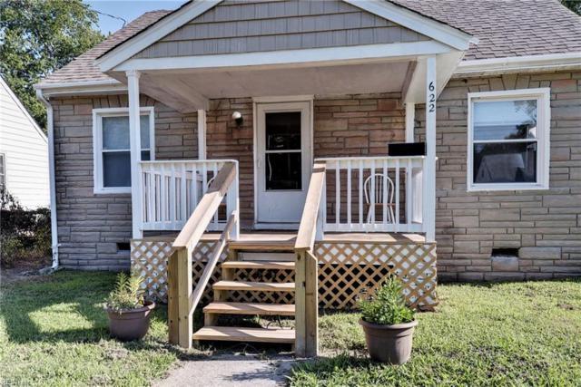 622 Chapel St, Hampton, VA 23669 (#10203866) :: Austin James Real Estate
