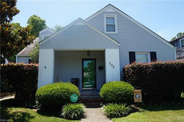 305 E Randall Ave, Norfolk, VA 23503 (#10204027) :: Atkinson Realty