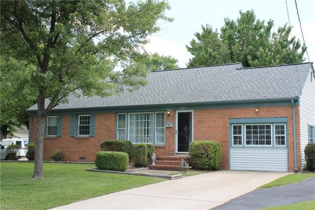 806 Carnation Dr, Newport News, VA 23608 (#10204195) :: Berkshire Hathaway HomeServices Towne Realty