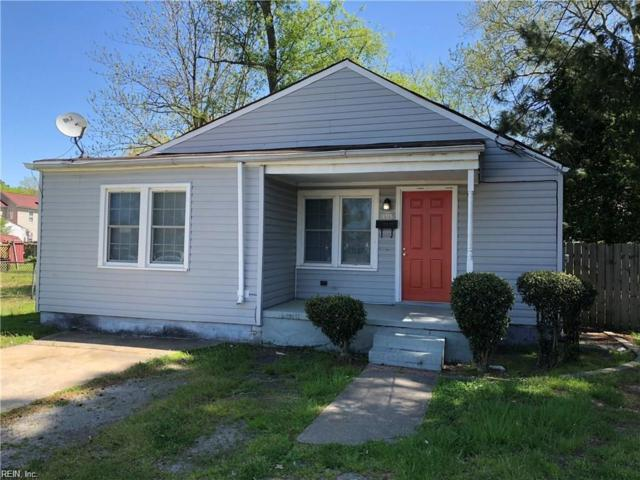 2003 Columbus Ave, Portsmouth, VA 23704 (MLS #10204457) :: Chantel Ray Real Estate
