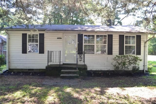28467 Westbrook St, Southampton County, VA 23874 (#10204691) :: Resh Realty Group