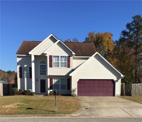 494 Trumble Ln, Newport News, VA 23608 (MLS #10204790) :: Chantel Ray Real Estate