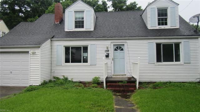 1318 Paul St, Norfolk, VA 23505 (#10204978) :: Reeds Real Estate
