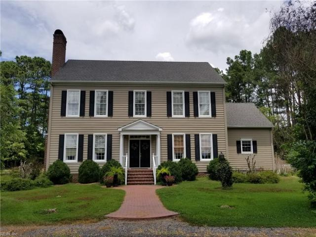 20605 Pope Station Rd, Southampton County, VA 23829 (#10205011) :: Resh Realty Group