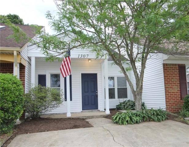 1307 Wellfleet Ct, Virginia Beach, VA 23464 (MLS #10205230) :: Chantel Ray Real Estate