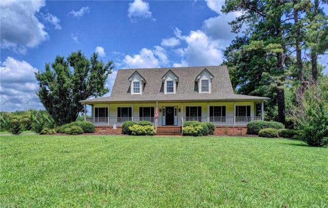 12125 Rivers Mill Rd, Southampton County, VA 23829 (#10205252) :: Resh Realty Group