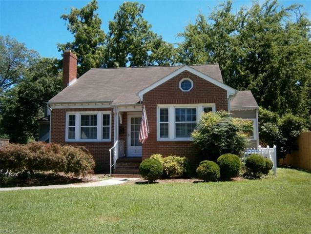 25 Hitchens Ln, Newport News, VA 23601 (#10205330) :: Austin James Real Estate