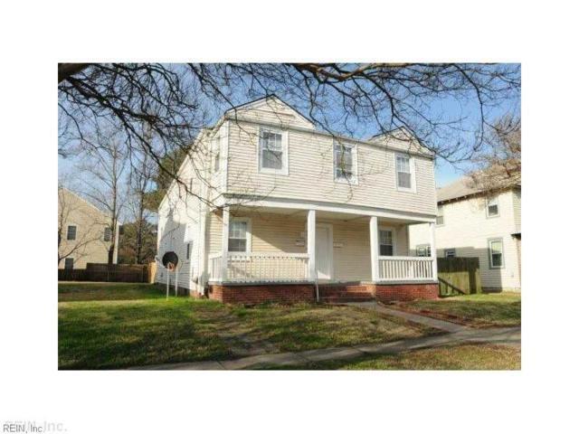 2607 Ballentine Blvd, Norfolk, VA 23509 (#10205592) :: Austin James Real Estate