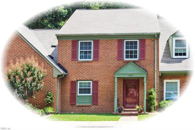 143 Sloane Pl, Newport News, VA 23606 (MLS #10205653) :: Chantel Ray Real Estate