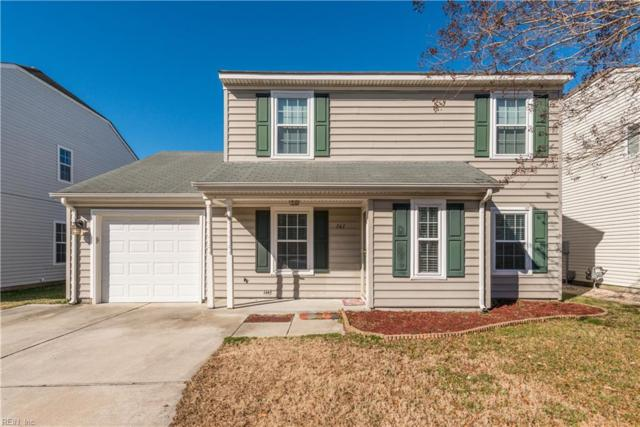 161 Stoney Ridge Ave, Suffolk, VA 23435 (#10205807) :: Reeds Real Estate