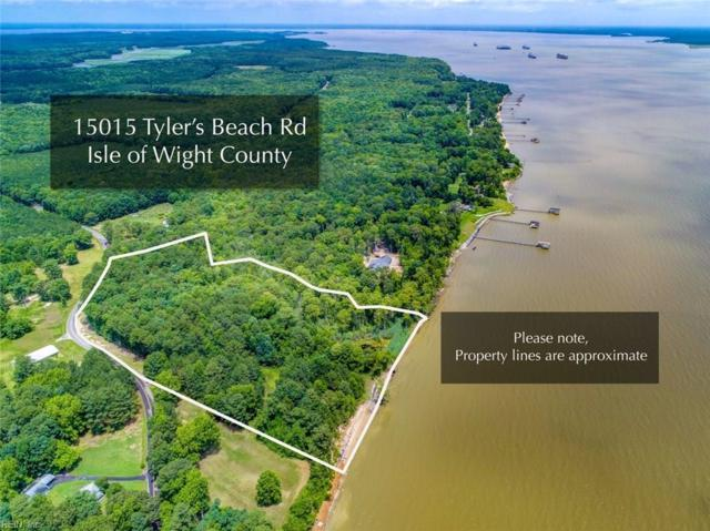 15015 Tylers Beach Rd, Isle of Wight County, VA 23430 (#10205928) :: The Kris Weaver Real Estate Team