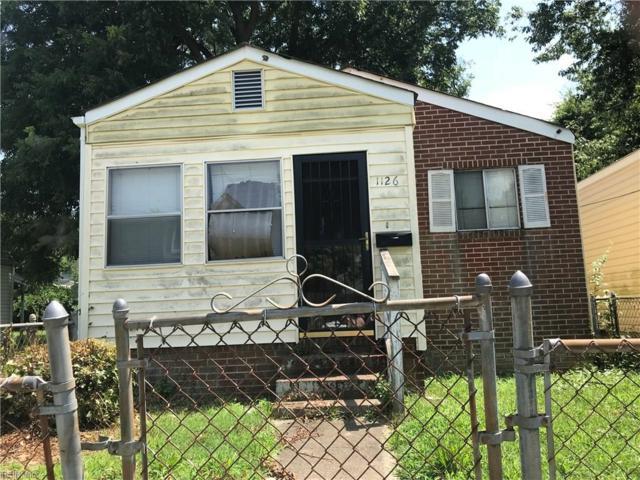 1126 22nd St, Newport News, VA 23607 (#10206028) :: The Kris Weaver Real Estate Team