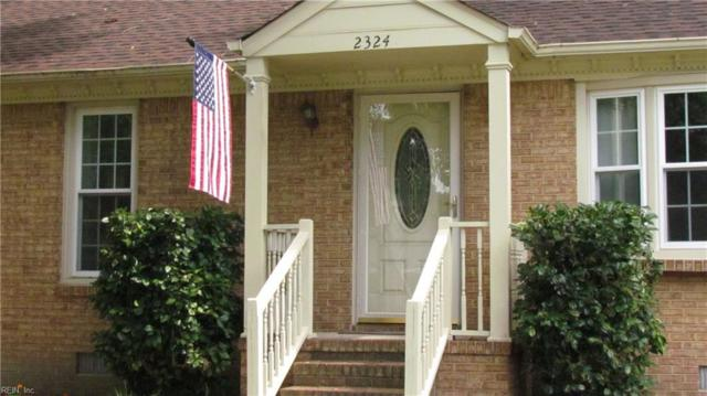 2324 Southern Pines Dr, Chesapeake, VA 23323 (#10206356) :: Green Tree Realty Hampton Roads