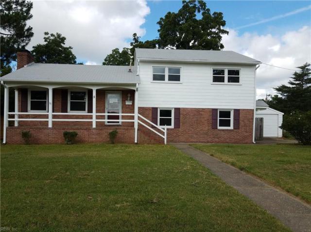 5 Overton Dr, Hampton, VA 23666 (#10206613) :: Abbitt Realty Co.