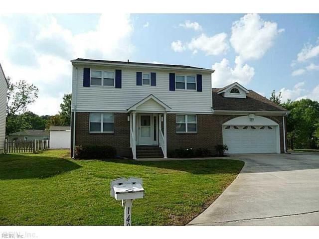 1401 Lakeland Ct, Virginia Beach, VA 23464 (#10206768) :: Austin James Real Estate