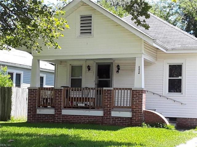 2634 Harrell Ave, Norfolk, VA 23509 (#10206802) :: Austin James Real Estate
