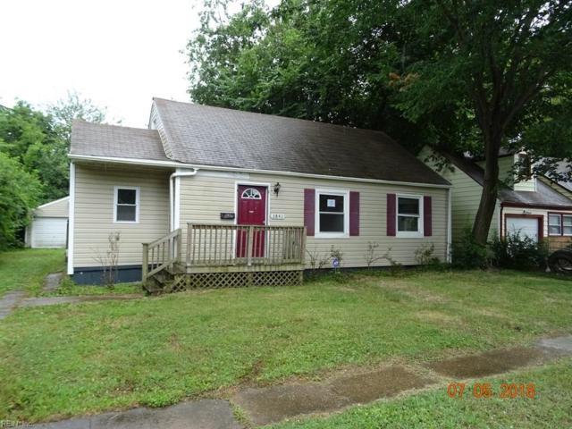 3841 Davis St, Norfolk, VA 23513 (MLS #10206835) :: Chantel Ray Real Estate