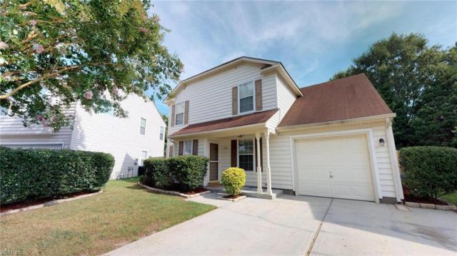154 Stoney Ridge Ave, Suffolk, VA 23435 (MLS #10206887) :: Chantel Ray Real Estate