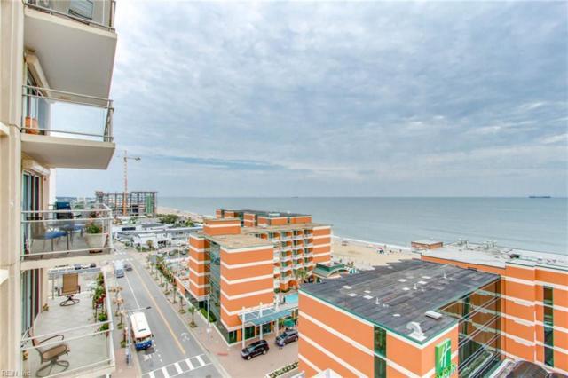 3810 Atlantic Ave #906, Virginia Beach, VA 23451 (#10206914) :: The Kris Weaver Real Estate Team