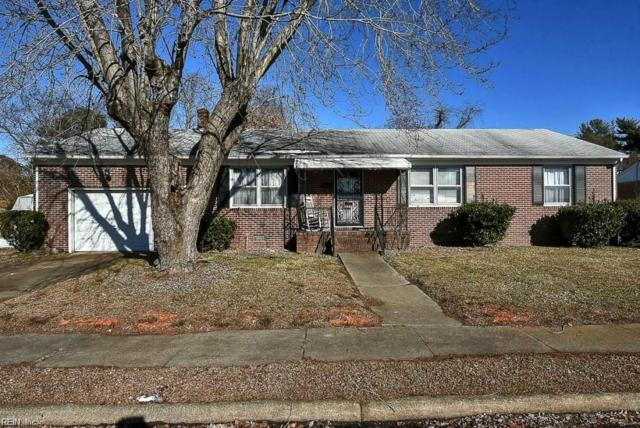 27 E Russell Rd, Hampton, VA 23666 (#10206937) :: Abbitt Realty Co.