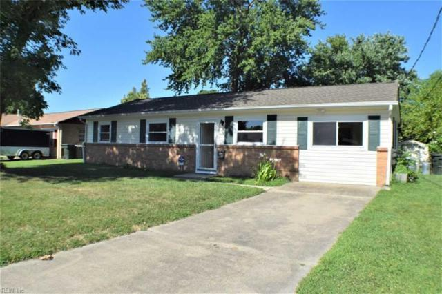 711 Fairfield Blvd, Hampton, VA 23669 (#10206952) :: Chad Ingram Edge Realty