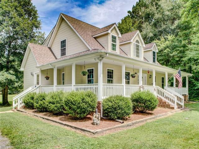 32386 Jenkins Mill Rd, Isle of Wight County, VA 23851 (#10207035) :: The Kris Weaver Real Estate Team