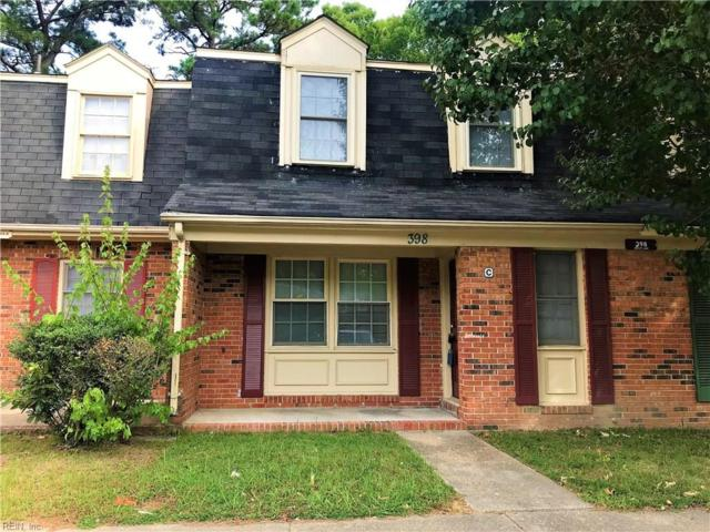 398 Deputy Ln C, Newport News, VA 23608 (#10207037) :: Berkshire Hathaway HomeServices Towne Realty