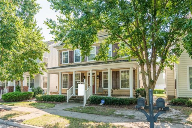 511 Water Lilly Rd, Portsmouth, VA 23701 (MLS #10207057) :: Chantel Ray Real Estate