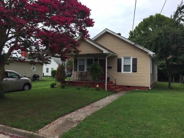 373 Sampson Ave, Hampton, VA 23661 (#10207159) :: Chad Ingram Edge Realty