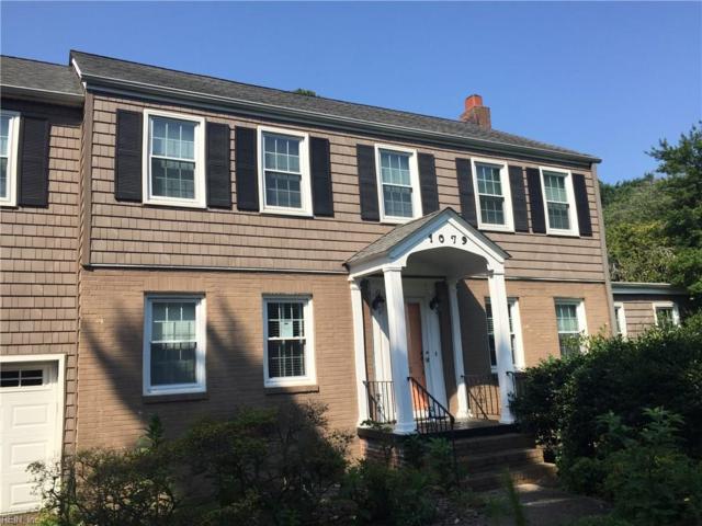 1079 Algonquin Rd, Norfolk, VA 23505 (MLS #10207270) :: Chantel Ray Real Estate