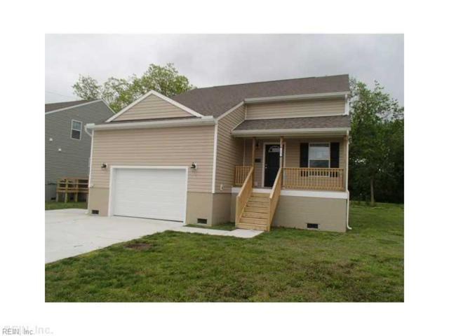 558 Fox Hill Rd, Hampton, VA 23669 (#10207281) :: Chad Ingram Edge Realty