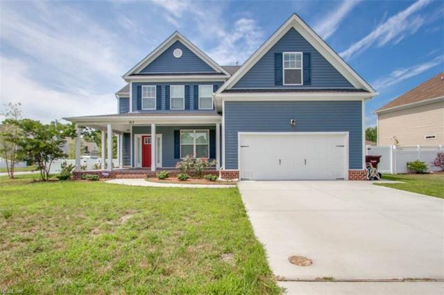 813 Evelyn Way, Chesapeake, VA 23322 (MLS #10207499) :: Chantel Ray Real Estate