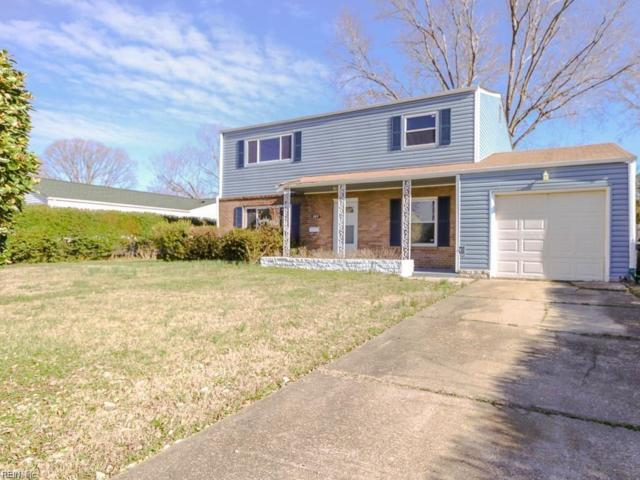 205 Greenwell Dr, Hampton, VA 23666 (MLS #10207550) :: AtCoastal Realty