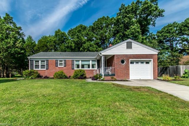 6 Hillcrest Cir, Hampton, VA 23666 (#10207580) :: Abbitt Realty Co.