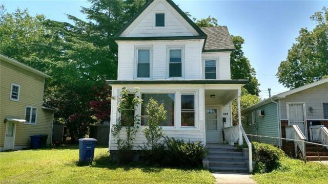322 Blair Ave, Newport News, VA 23607 (#10207624) :: Abbitt Realty Co.